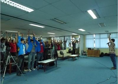 """Seminar """"Pemberdayaan Diri"""" – President University"""