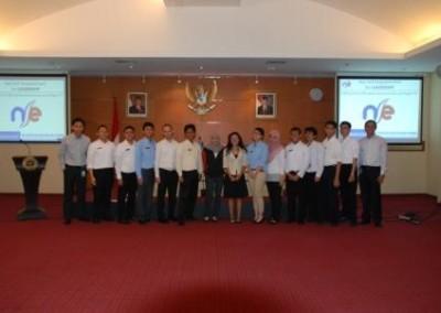 """Workshop """"Neo Self Empowerment for LEADERS"""" – Pusdiklat Kementerian Luar Negeri RI"""