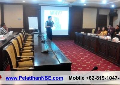 """Mini Seminar """"Work Ethics"""" – Kementerian Tenaga Kerja dan Transmigrasi RI"""