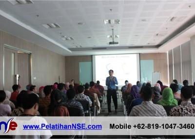 """Seminar Internal """"Mengelola Energi Stress untuk Berkarya dengan Lebih Baik"""" – BTPN"""