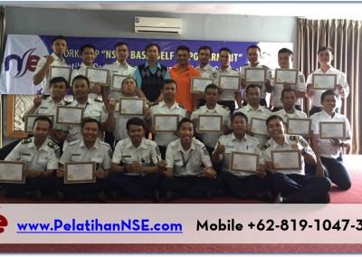 "Workshop ""NSE's Basic Self Empowerment"" Angkatan II Tahun 2016 – PT. KAI (Persero)"