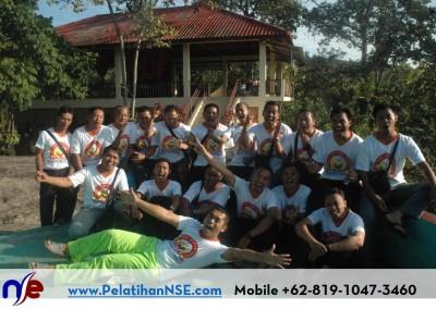 "Workshop ""NSE's Basic Self Empowerment"" Angkatan III Tahun 2016 – PT. KAI (Persero)"