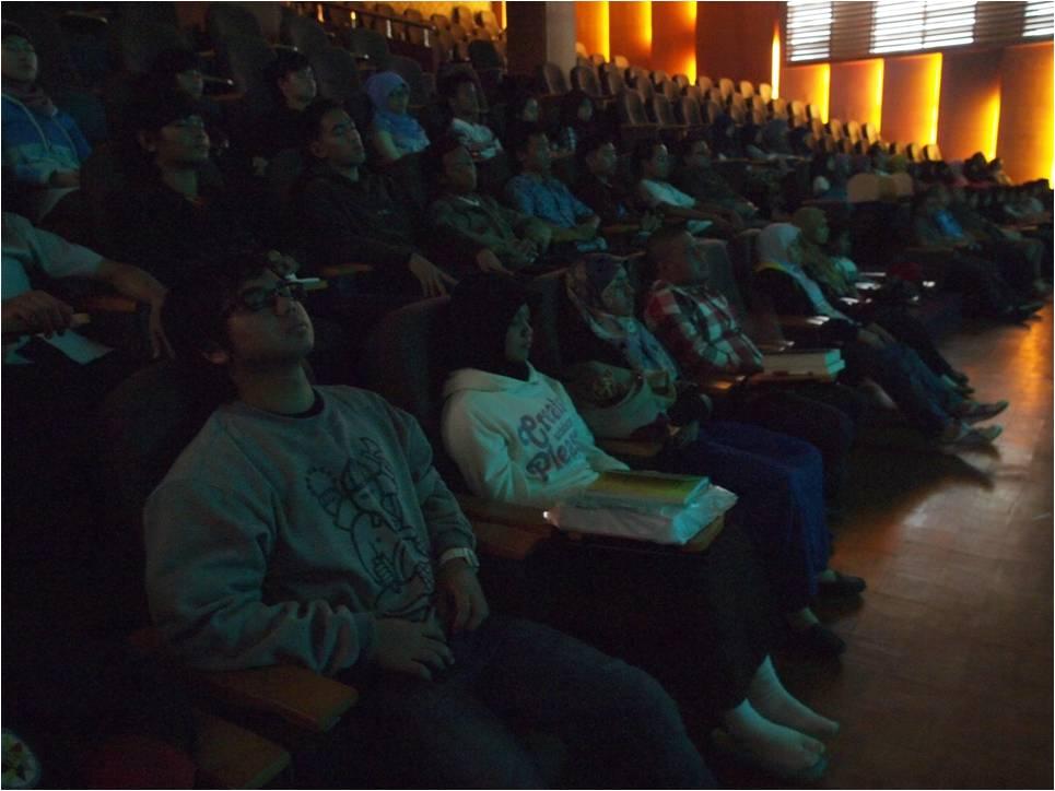 """Talkshow """"Bangkitkan Potensi dengan Hipnoterapi – Universitas Padjajaran"""