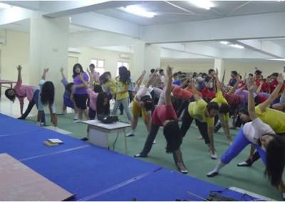 "Workshop ""Cinta & Persahabatan"" – Saint John School"