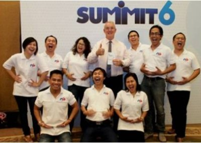 Circle of Laughter – Thiess Contractors Indonesia