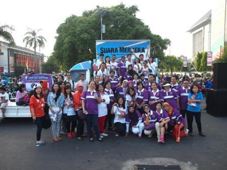 Project - Olahraga Tawa di Semarang - PDGI - Bersama Tim