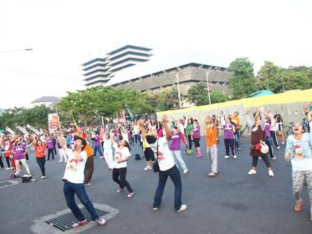 Olahraga Tawa – PDGI (Persatuan Dokter Gigi Indonesia)