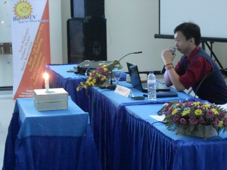 Project - Universitas Diponegoro - Power of Compassion - Memandu Sesi Latihan Meditasi