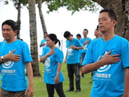 Project - Olahraga Tawa - Pertamina Lubricants - Sayangi Jantung