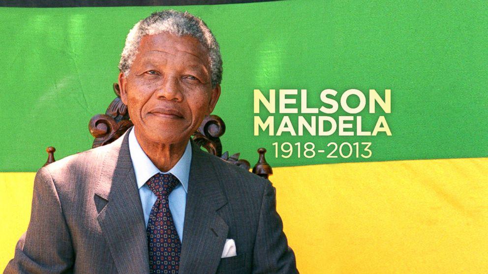 Belajar dari Nelson Mandela