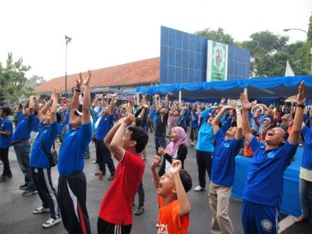 Olahraga Tawa – PT. PAL Indonesia (Persero)