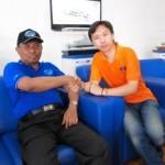 Project - Olahraga Tawa PT. PAL Indonesia (Persero) - Dirut PT. PAL Indonesia (Persero), Pak Muhammad Firmansyah Arifin