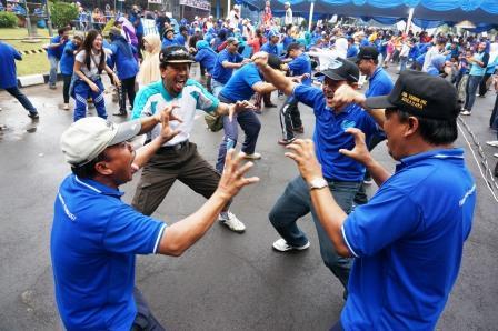 Project - Olahraga Tawa PT. PAL Indonesia (Persero) - Kembali Ceria Seperti Anak-anak