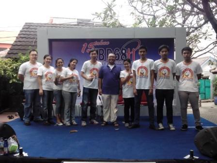 Project - KBR - Olahraga Tawa - Bersama Pak Tosca Santoso, Dirut KBR