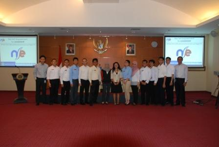 "Workshop ""Neo Self Empowerment for LEADERS"" – Pusdiklat Kementerian Luar Negeri RI"