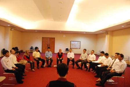 Project - Leadership - Pusdiklat Kemlu RI - Rileksasi dan Programming Diri