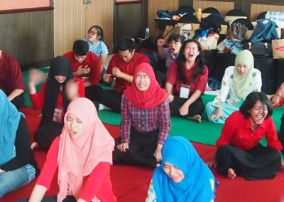 "Workshop ""The Power of Catharsis: Better Life by Releasing The Stress"" – Psikologi UNDIP"