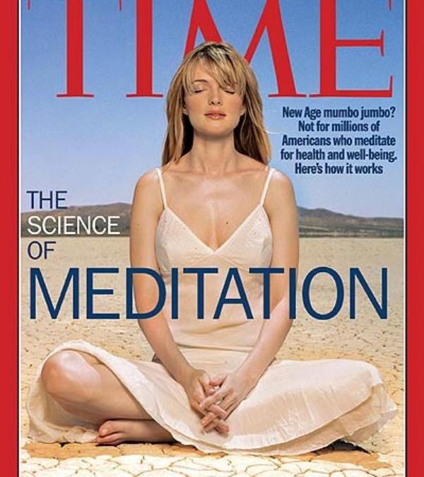 Meditasi untuk Manajemen Stress