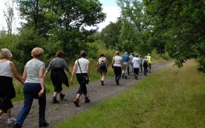 Berjalan Kaki: Mudah, Murah, dan Menyehatkan