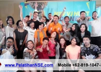"Workshop ""Yoga Tawa"" – MTV VJ Hunt Indonesia"