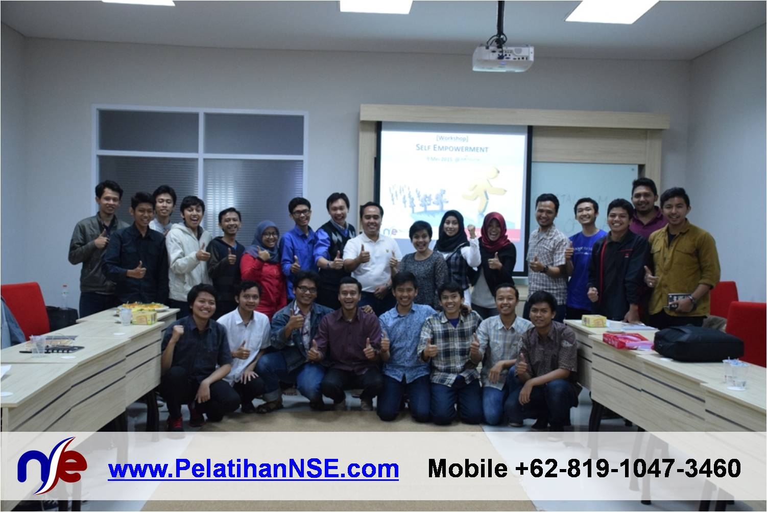 "Workshop ""Self Empowerment"" – Bandung Techno Park"