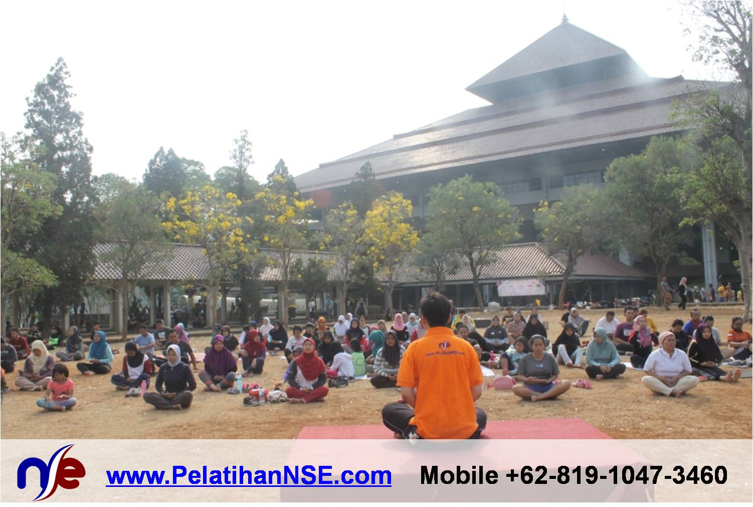AIM Yoga - Universitas Indonesia - Meditasi