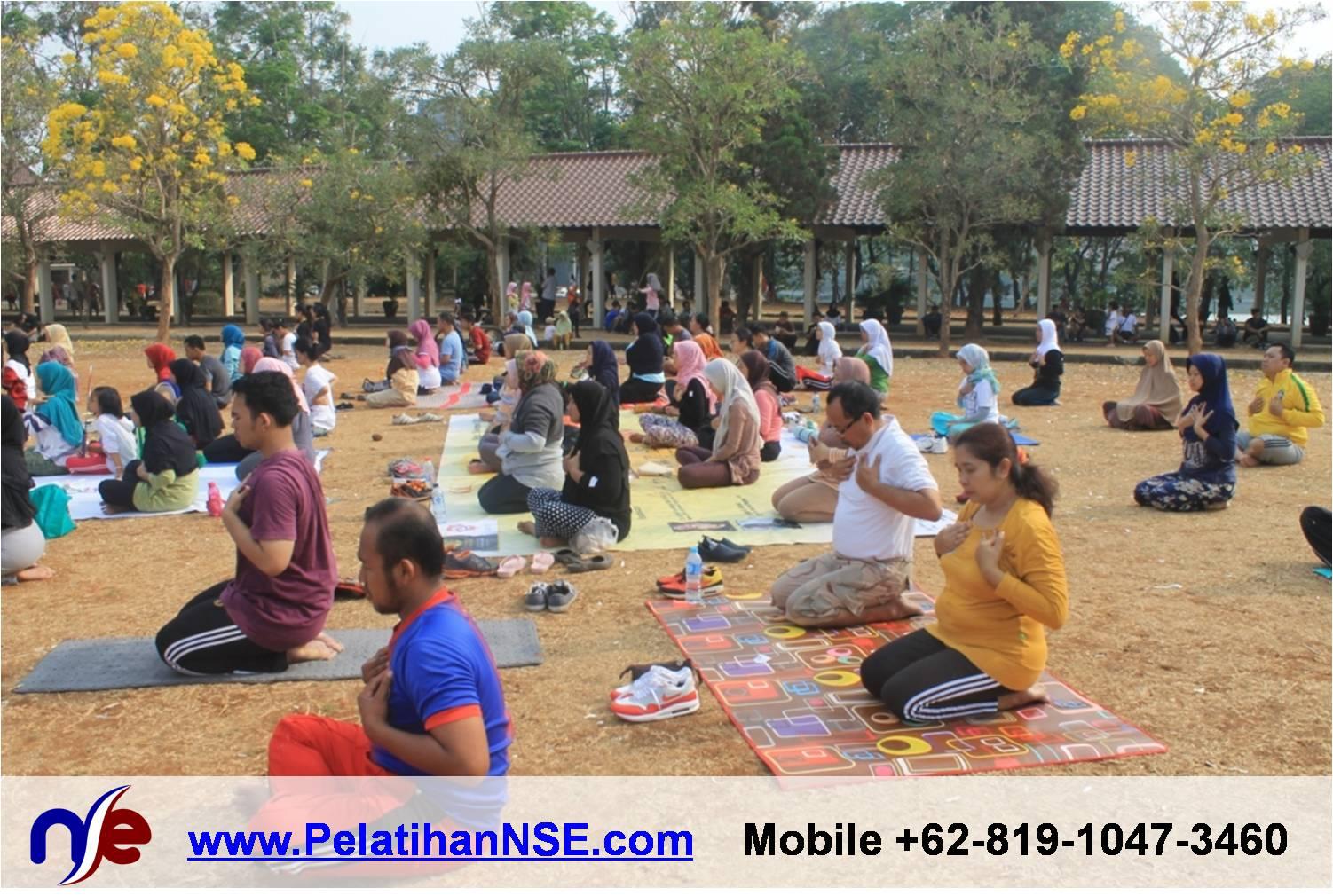 AIM Yoga - Universitas Indonesia - Menyayangi Diri