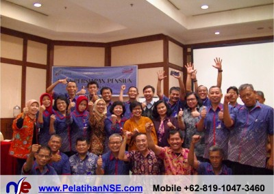 Retiree Empowerment – Bank Jateng