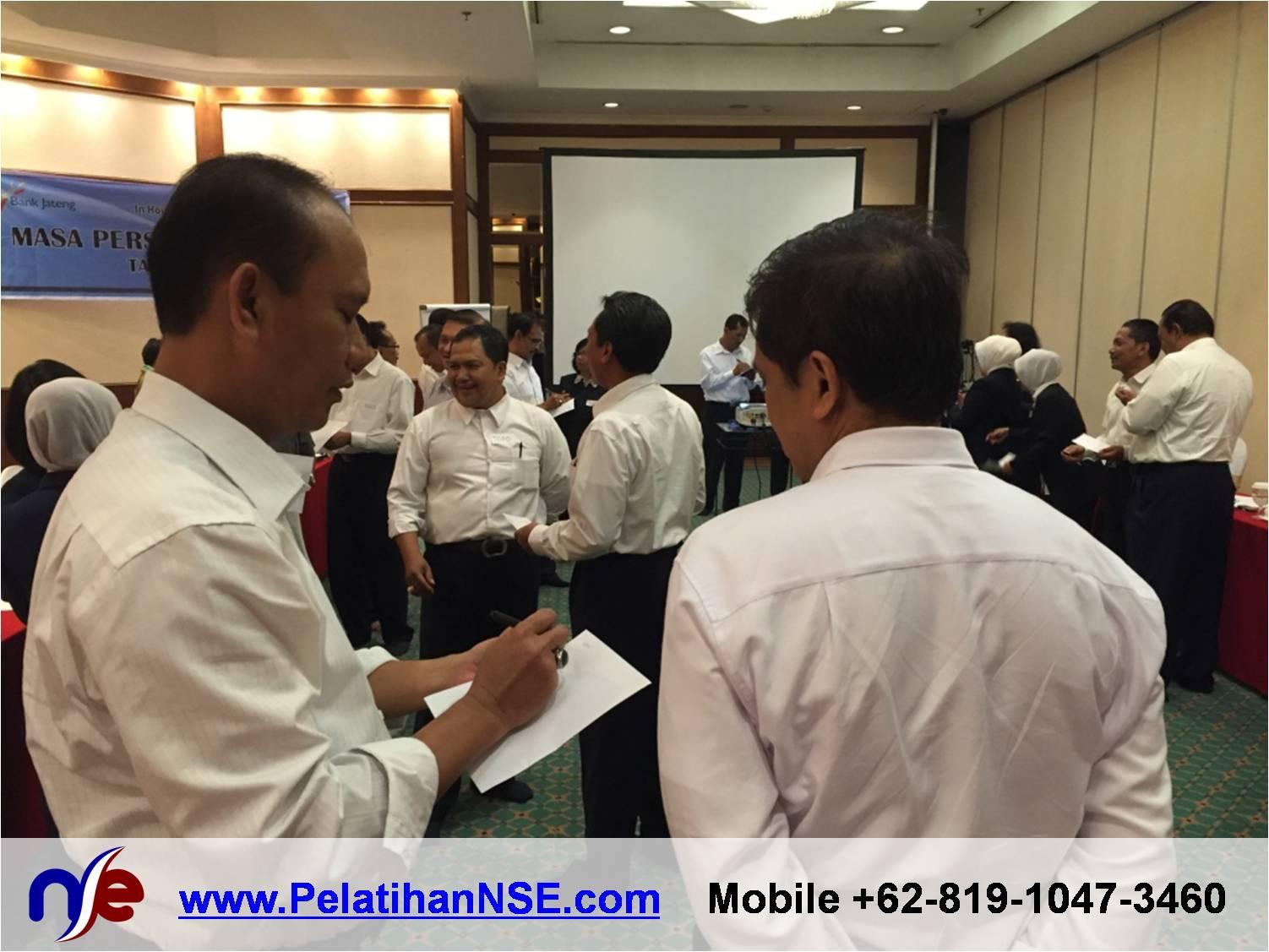 Retiree Empowerment - Bank Jateng - Menebak Dosha rekan sesama calon pensiunan