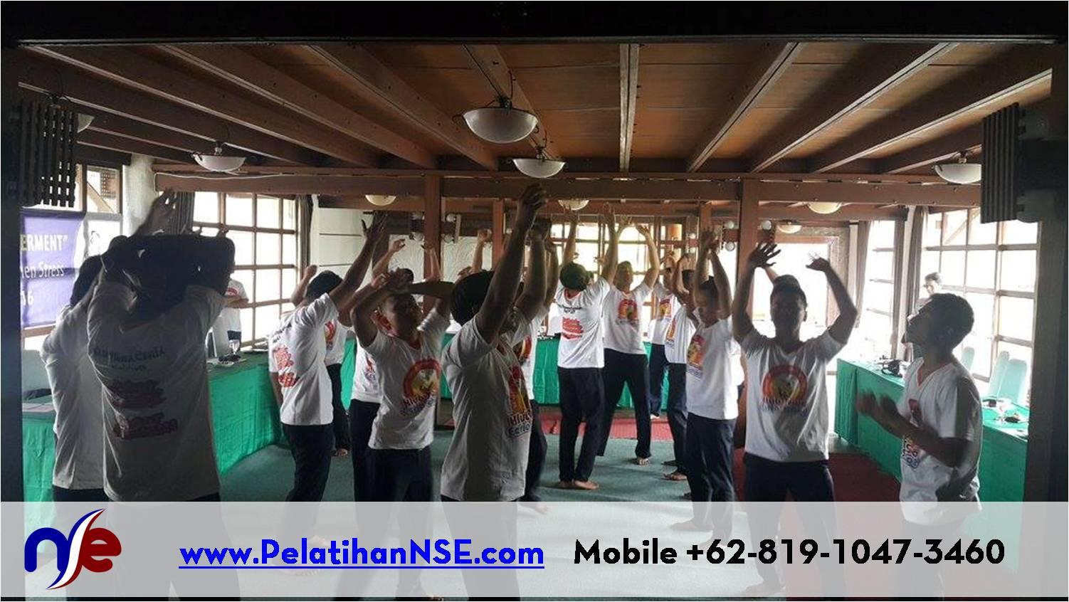 Basic Self Empowerment PT. KAI (Persero) - Menari Merayakan Kehidupan