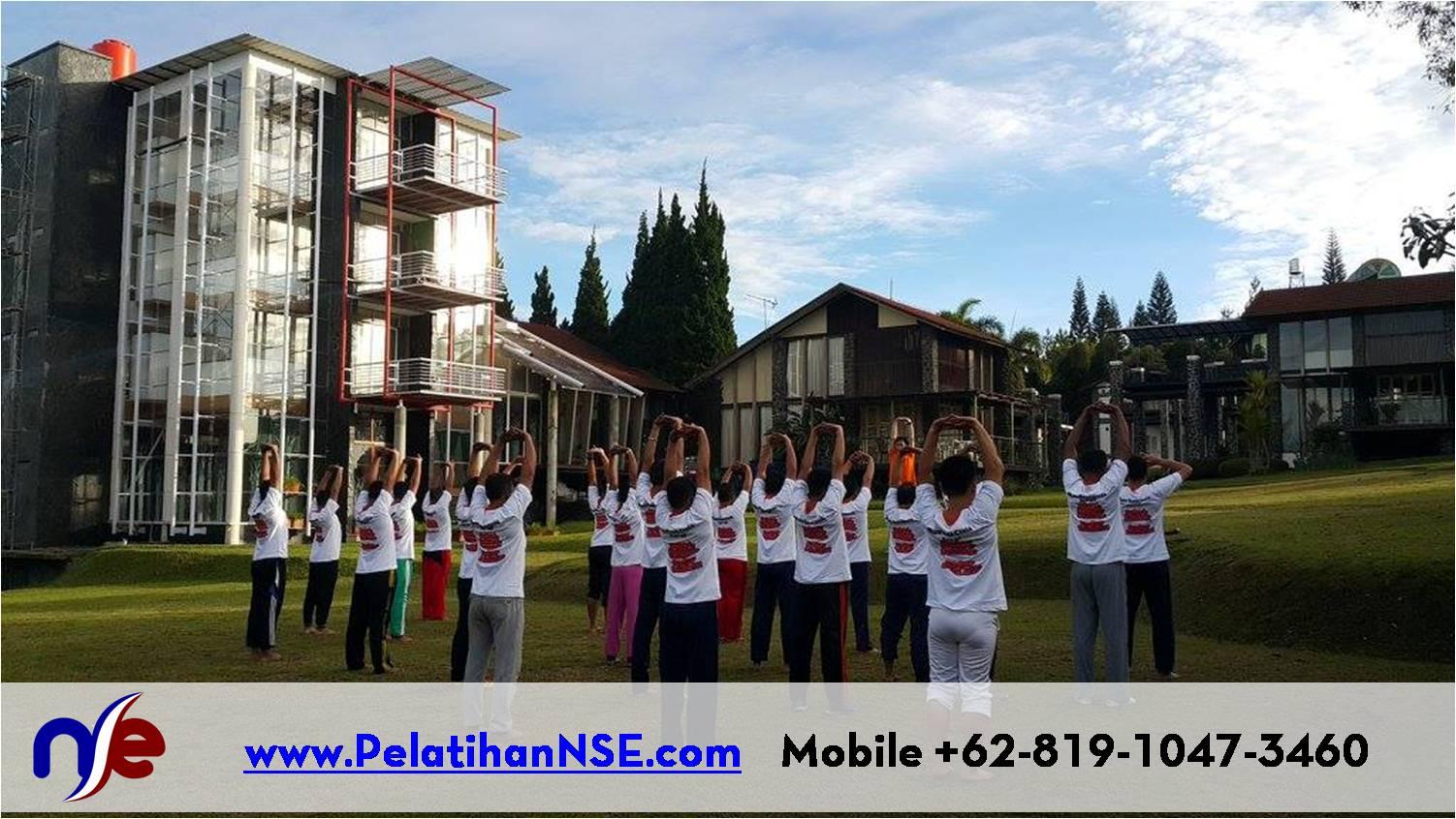 Basic Self Empowerment PT. KAI (Persero) - Olahraga Pagi