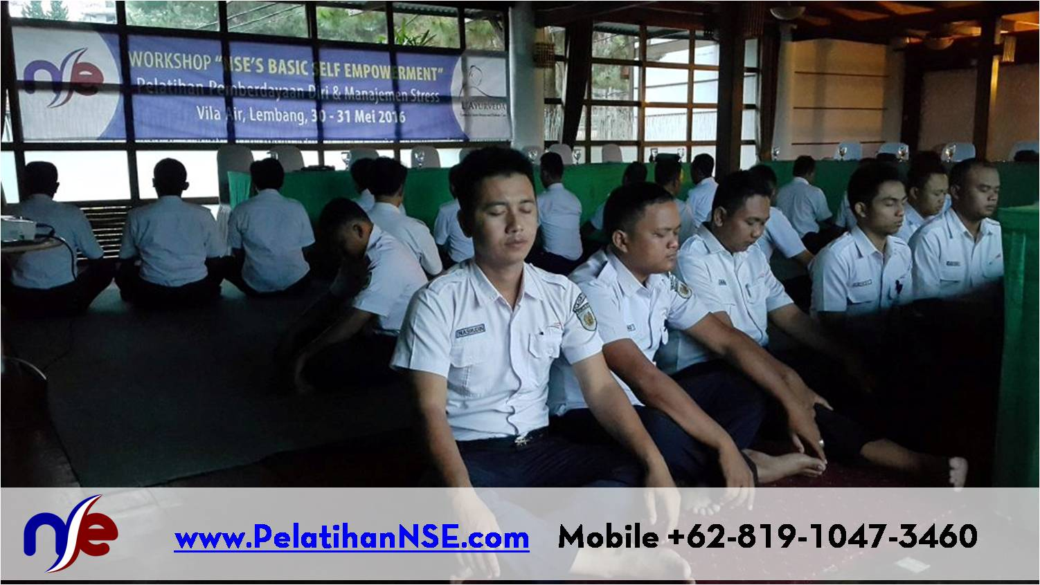 Basic Self Empowerment PT. KAI (Persero) - Praktek Pernapasan Perut