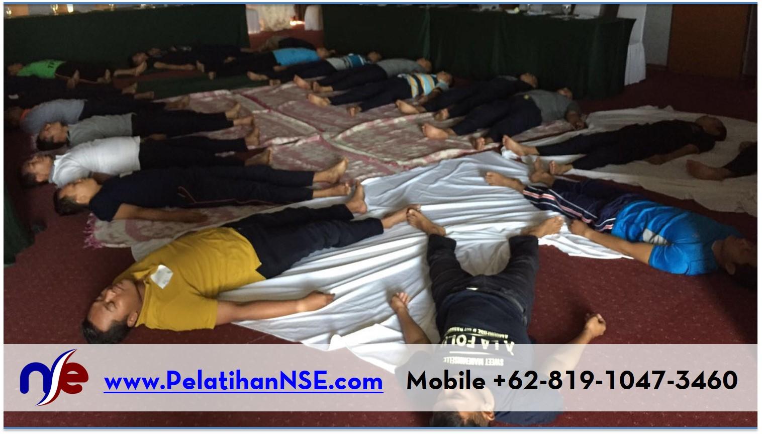 NSE Basic Self Empowerment KAI 1-2 Agustus 2016 - Rileksasi setelah TherFA