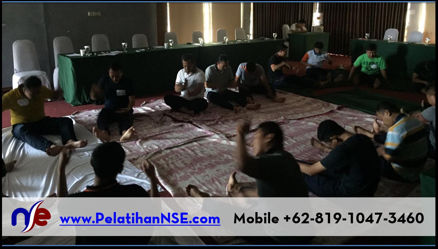 NSE Basic Self Empowerment KAI 1-2 Agustus 2016 - TherFA (melepaskan beban mental emosional)