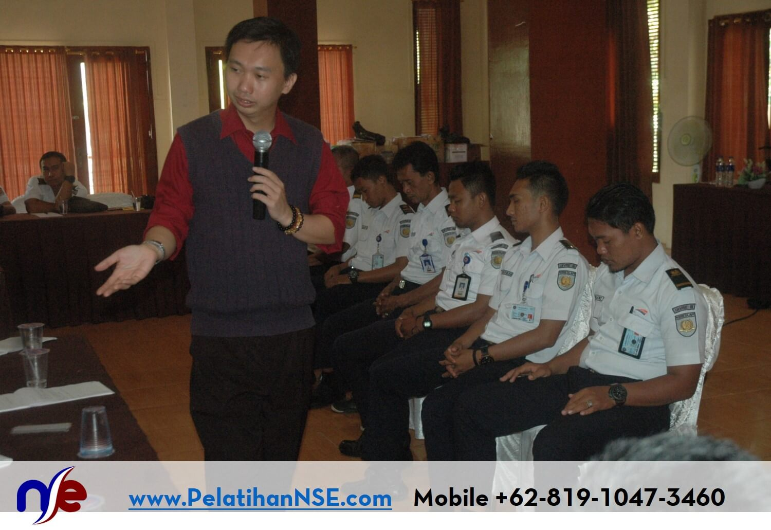 NSE Basic Self Empowerment KAI 14-15 September 2016 - Hipnoterapi Sejenak