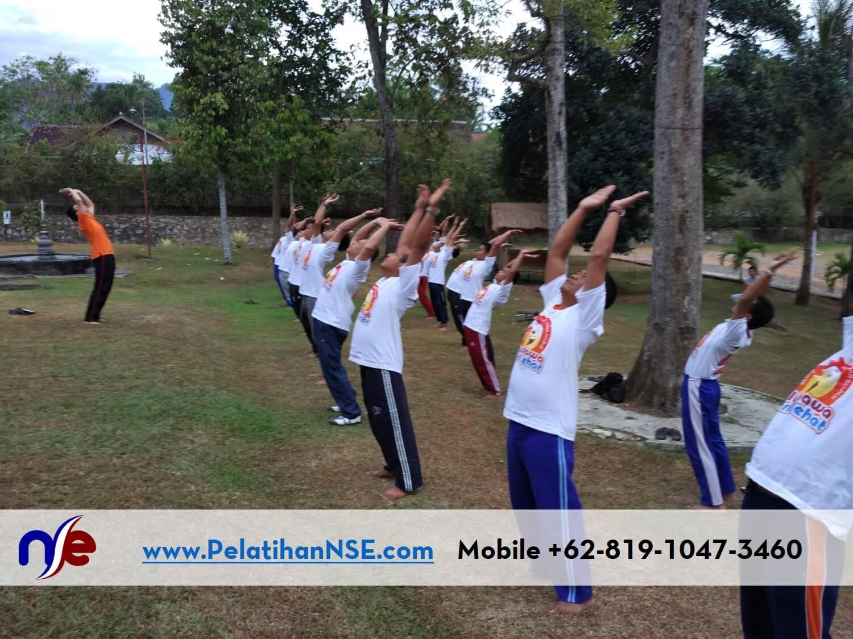 NSE Basic Self Empowerment KAI 16-17 September 2016 - Olahraga Pagi