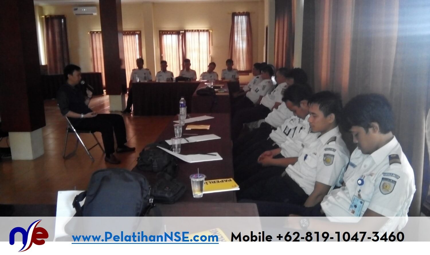 NSE Basic Self Empowerment KAI 16-17 September 2016 - Speedy Relaxation Technique sambil Duduk