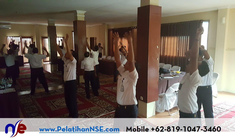NSE Basic Self Empowerment KAI 26-27 September 2016 - Menari Bebas setelah Beban Terlepas