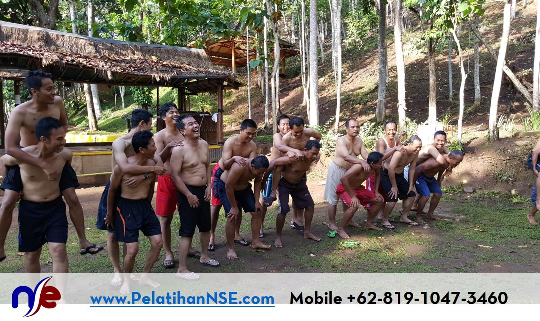 NSE Basic Self Empowerment KAI 26-27 September 2016 - Pemenang menggendong yang kalah