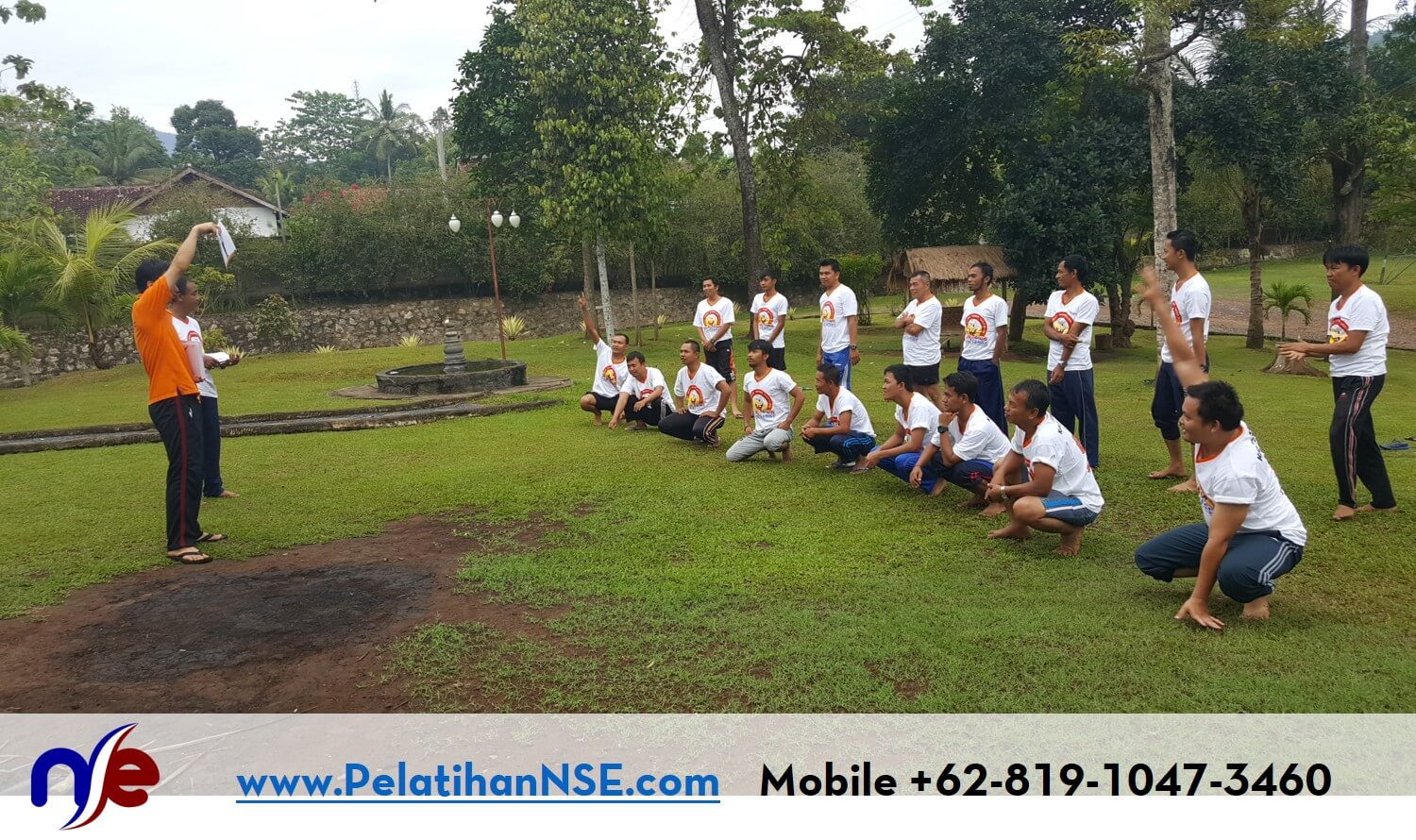 NSE Basic Self Empowerment KAI 29-30 September 2016 - Games