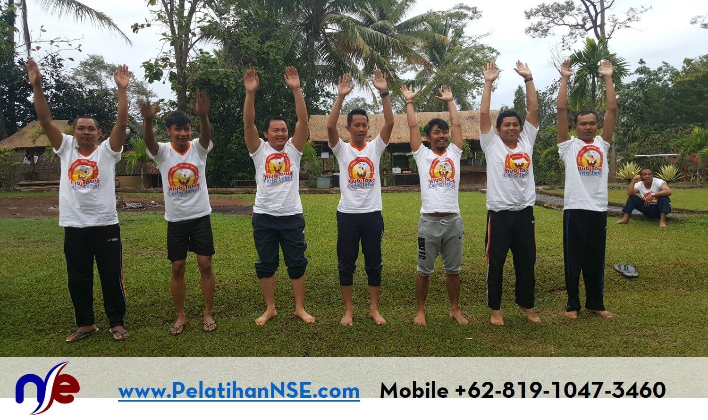 NSE Basic Self Empowerment KAI 29-30 September 2016 - Games untuk Fokus