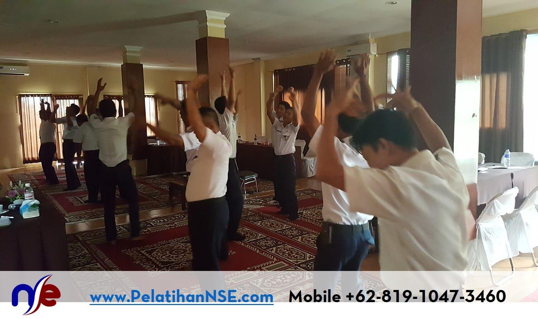 NSE Basic Self Empowerment KAI 29-30 September 2016 - Menari Bebas setelah Beban Terlepas