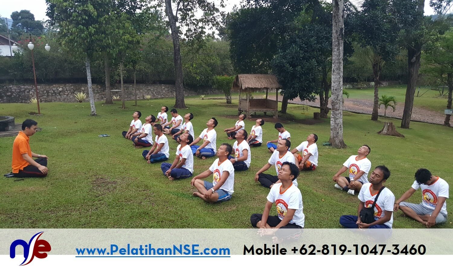 NSE Basic Self Empowerment KAI 29-30 September 2016 - Olahraga Pagi