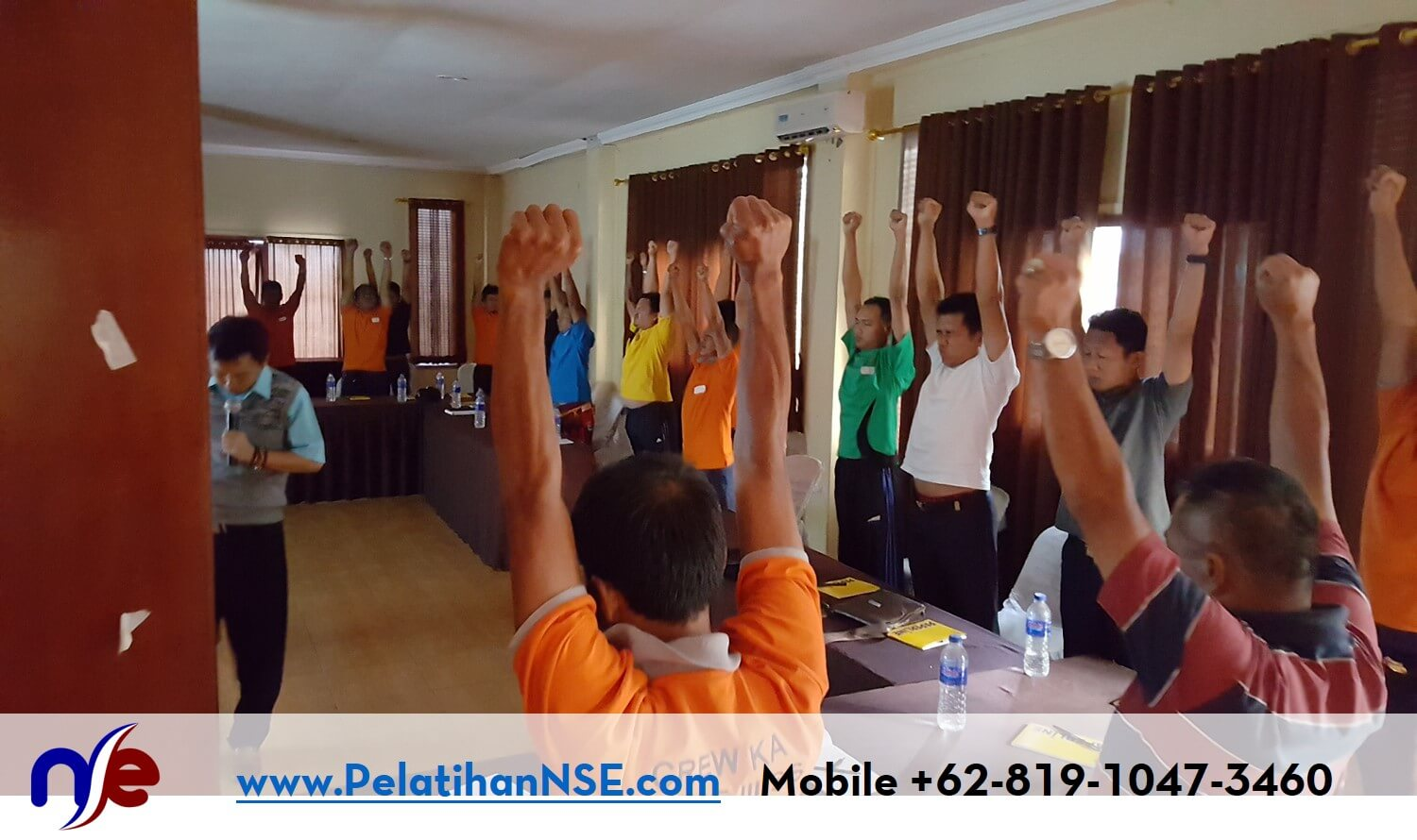 NSE Basic Self Empowerment KAI 29-30 September 2016 - Speedy Relaxation Technique sambil Berdiri