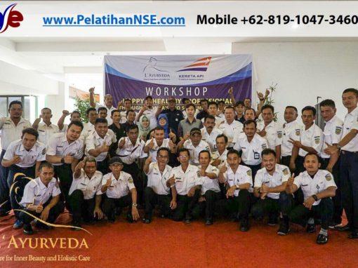 Happy & Healthy Professional Angkatan I 2017 – Unit Jalan Rel dan Jembatan PT Kereta Api Indonesia (Persero)