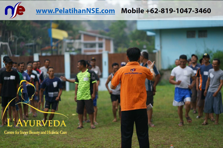 Happy Healthy Professional Kereta Api Indonesia 11-12 Oktober 2017 - Games di Lapangan