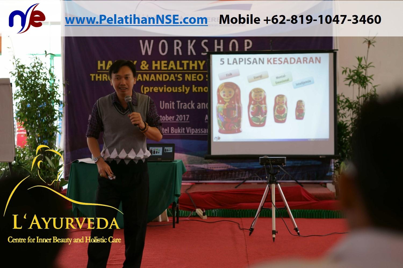 Happy Healthy Professional Kereta Api Indonesia 11-12 Oktober 2017 - Lima Lapisan Kesadaran