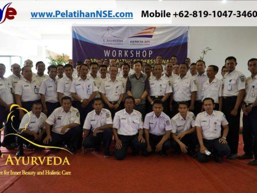Happy & Healthy Professional Angkatan II 2017 – Unit Jalan Rel dan Jembatan PT Kereta Api Indonesia (Persero)
