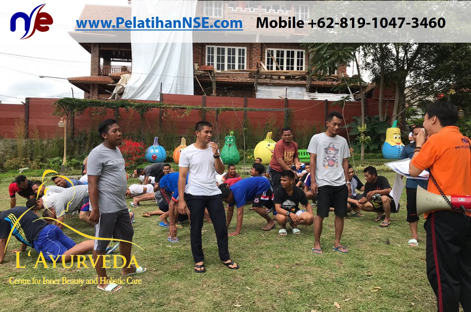 Happy Healthy Professional Kereta Api Indonesia 18-19 Oktober 2017 - Games di Lapangan