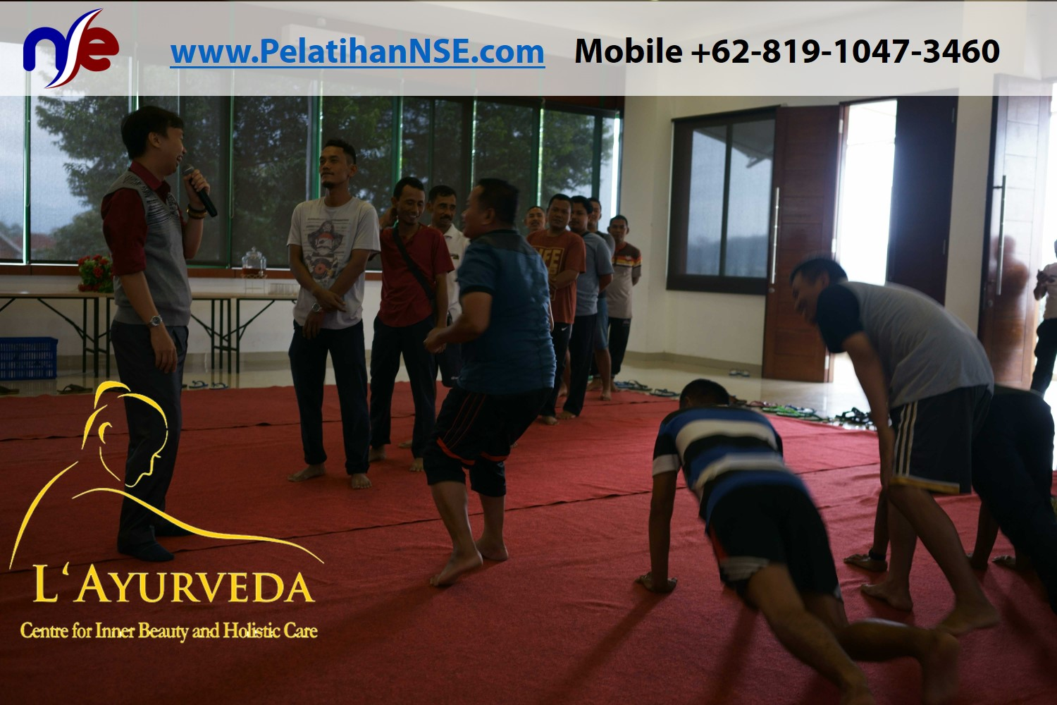 Happy Healthy Professional Kereta Api Indonesia 18-19 Oktober 2017 - Games di Ruangan